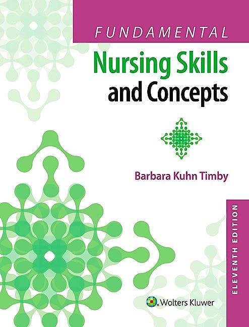 Portada del libro 9781496327628 Fundamental Nursing Skills and Concepts
