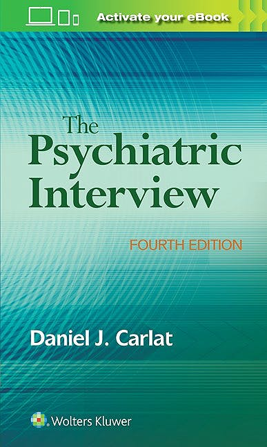 Portada del libro 9781496327710 The Psychiatric Interview