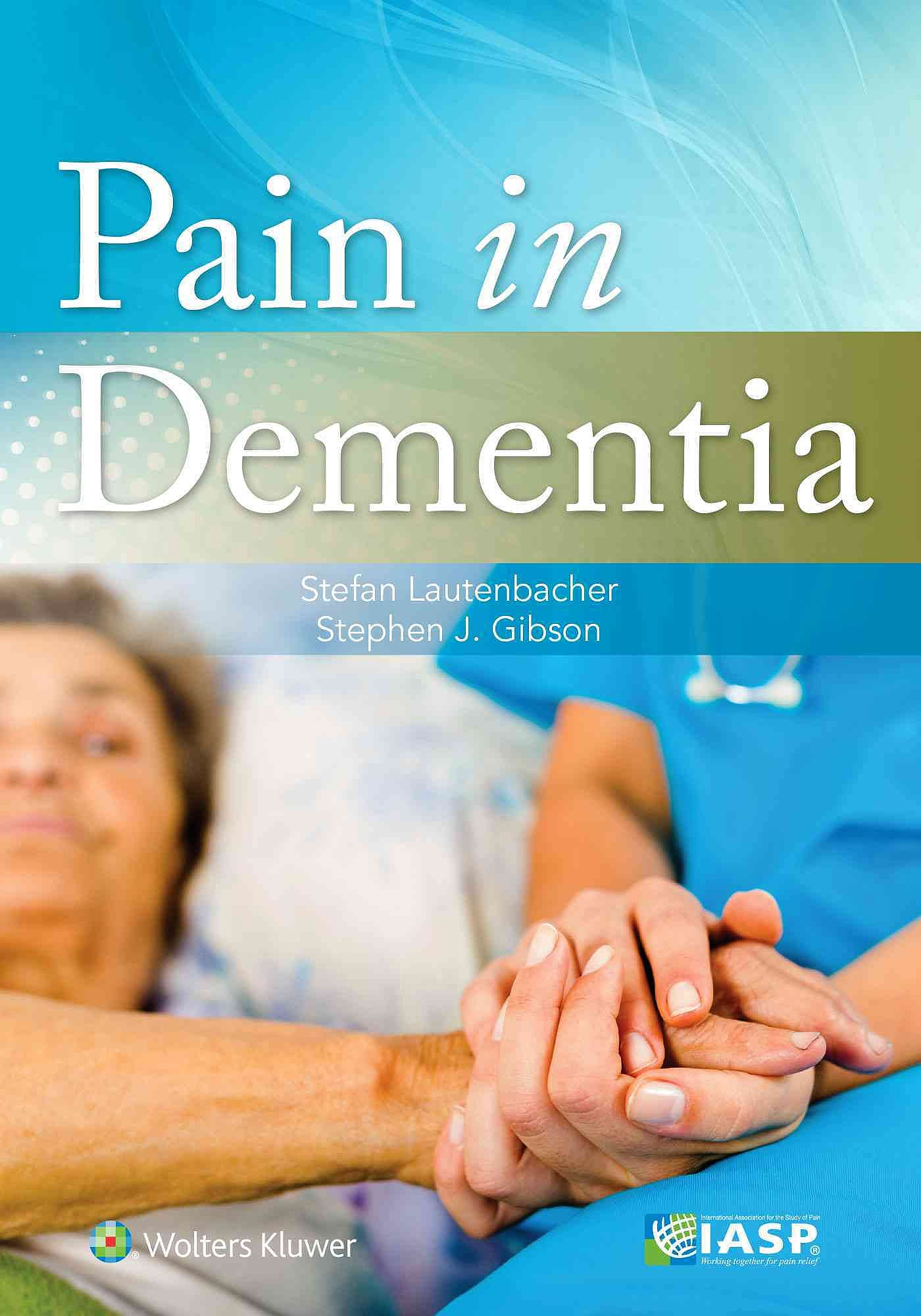 Portada del libro 9781496332134 Pain in Dementia