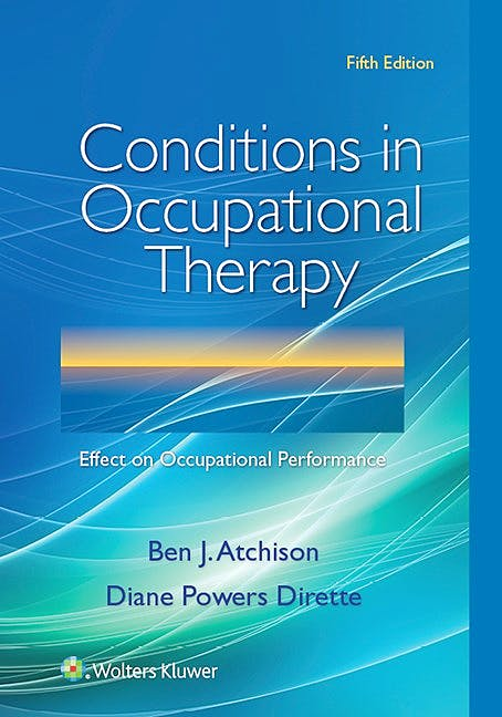Portada del libro 9781496332219 Conditions in Occupational Therapy. Effect on Occupational Performance