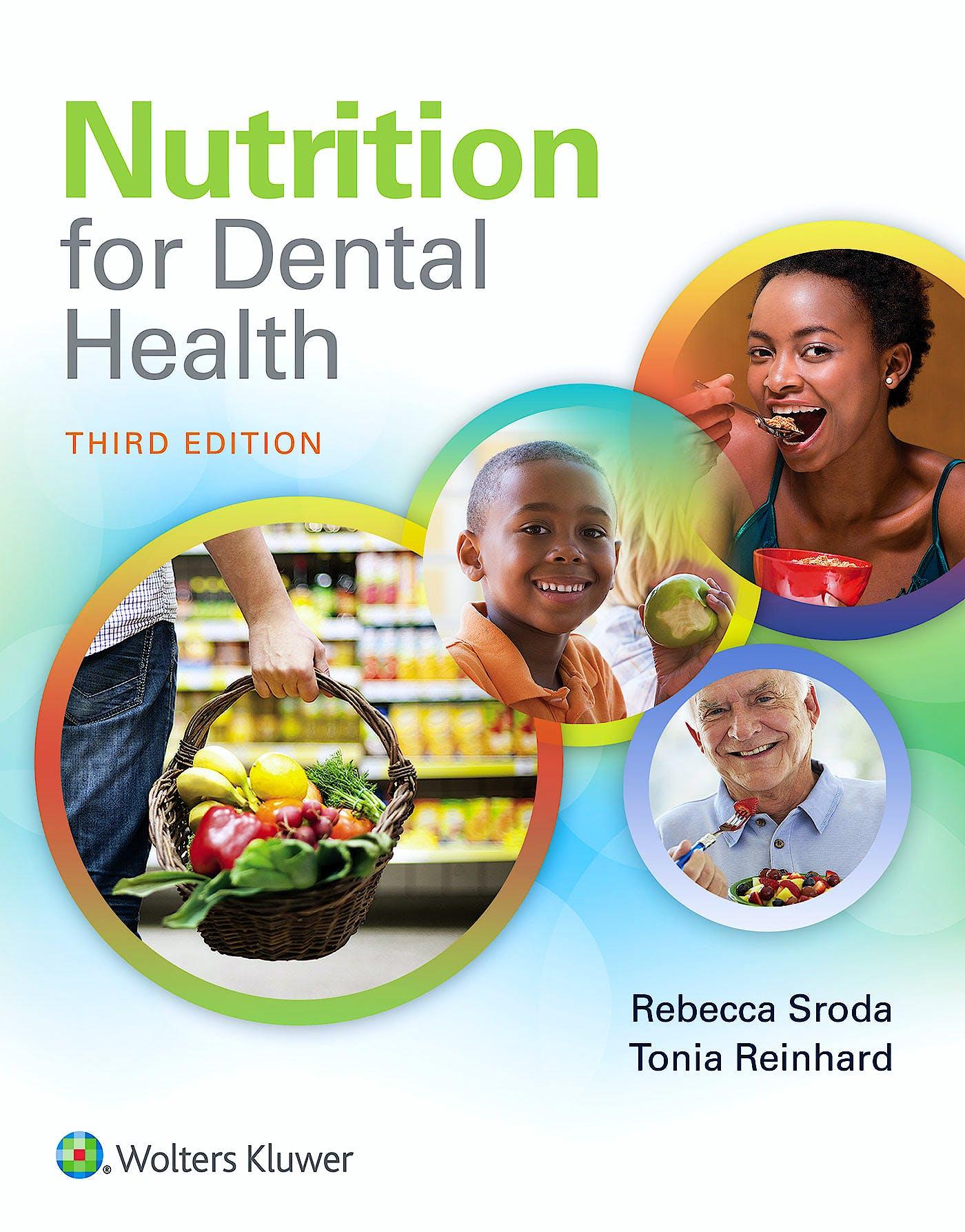 Portada del libro 9781496333438 Nutrition for Dental Health. a Guide for the Dental Professional
