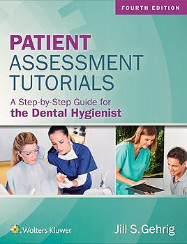 Portada del libro 9781496335005 Patient Assessment Tutorials. a Step-by-Step Guide for the Dental Hygienist