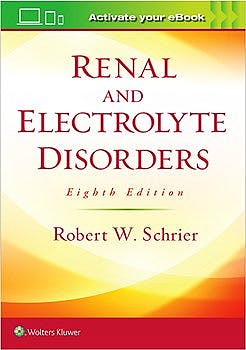 Portada del libro 9781496340245 Renal and Electrolyte Disorders