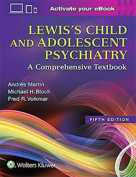 Portada del libro 9781496345493 Lewis's Child and Adolescent Psychiatry. A Comprehensive Textbook