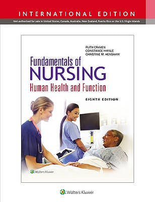 Portada del libro 9781496345509 Fundamentals of Nursing. Human Health and Function (International Edition)
