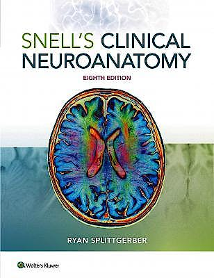 Portada del libro 9781496346759 Snell's Clinical Neuroanatomy