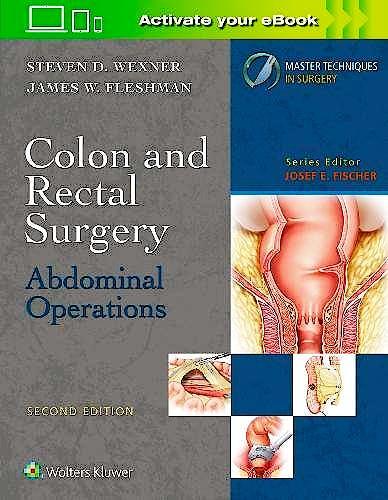 Portada del libro 9781496347237 Colon and Rectal Surgery. Abdominal Operations