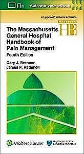 Portada del libro 9781496347787 The Massachusetts General Hospital Handbook of Pain Management