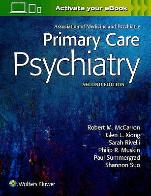 Portada del libro 9781496349217 Primary Care Psychiatry