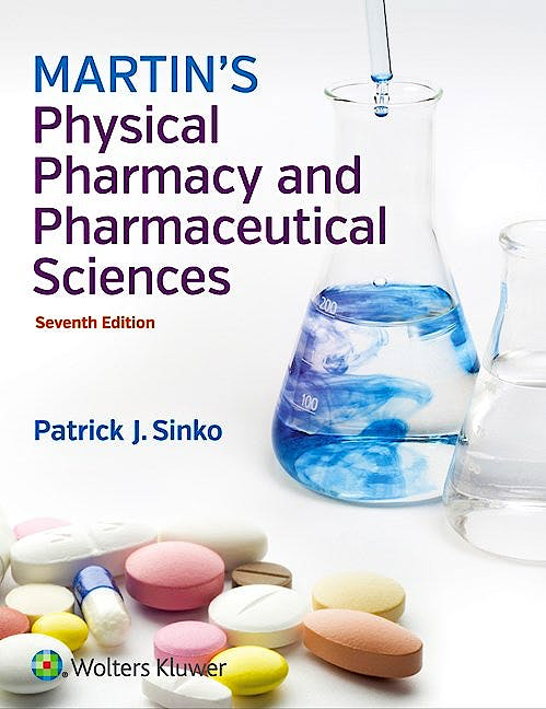 Portada del libro 9781496353443 Martin's Physical Pharmacy and Pharmaceutical Sciences