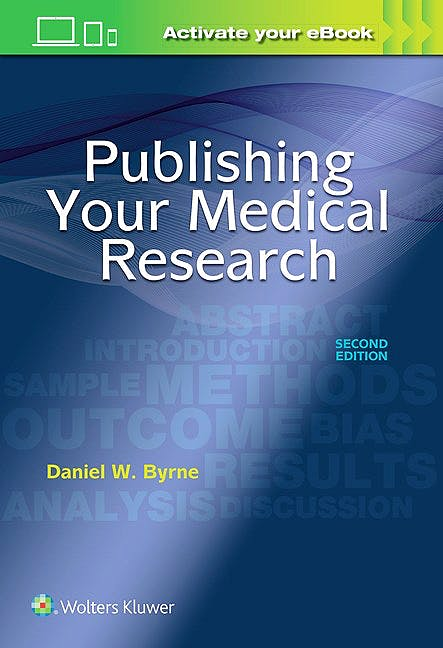 Portada del libro 9781496353863 Publishing Your Medical Research