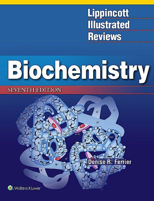 Portada del libro 9781496363541 Biochemistry (Lippincott Illustrated Reviews)