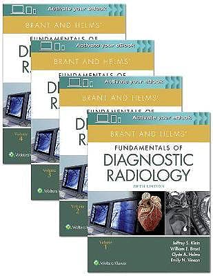 Portada del libro 9781496367396 Brant and Helms' Fundamentals of Diagnostic Radiology (Softcover)