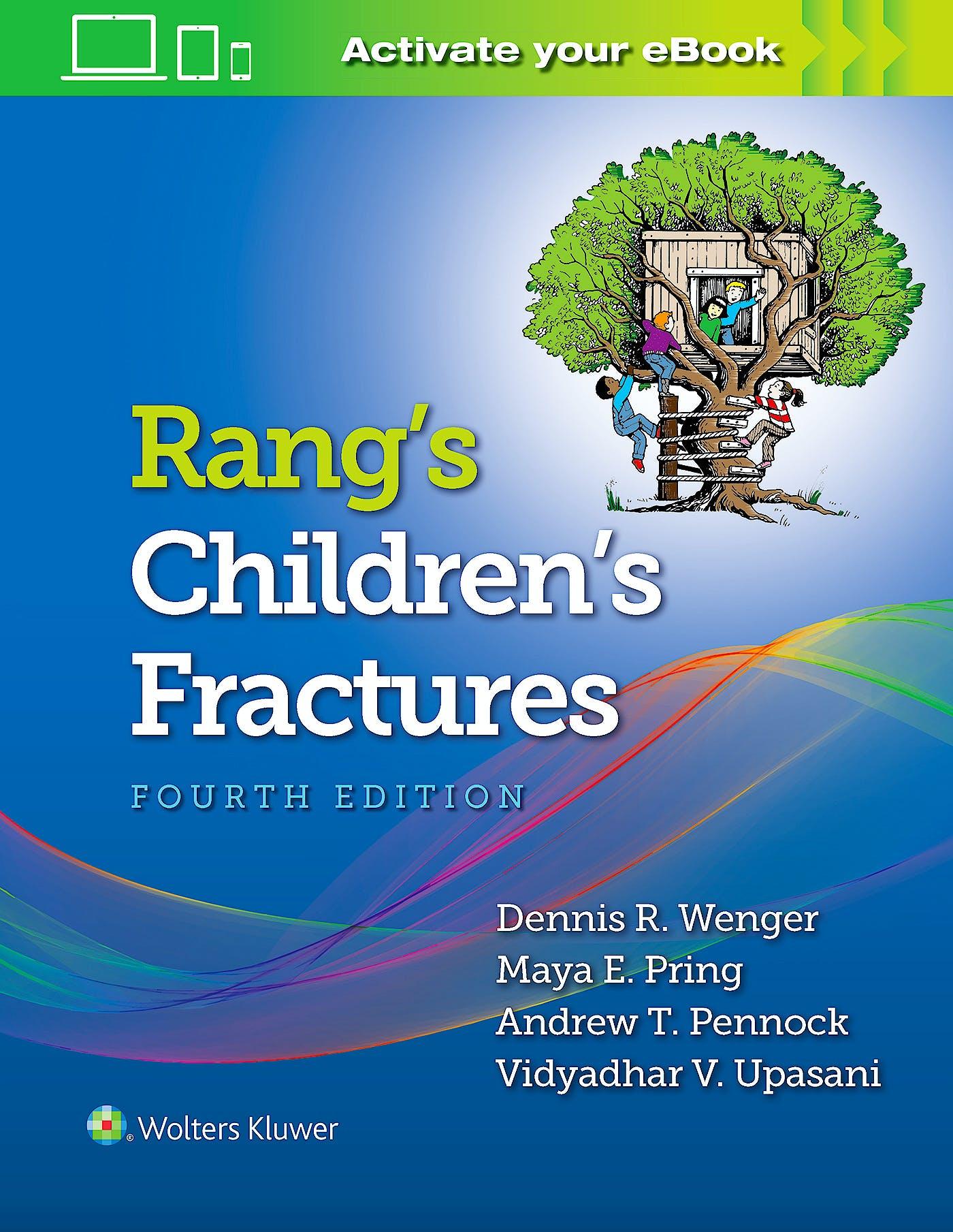 Portada del libro 9781496368157 Rang's Children's Fractures