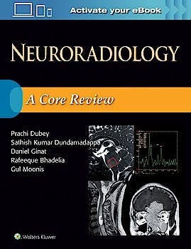 Portada del libro 9781496372505 Neuroradiology. A Core Review