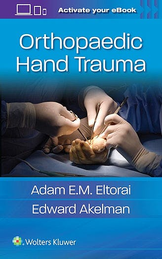 Portada del libro 9781496372741 Orthopaedic Hand Trauma