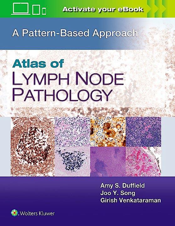 Portada del libro 9781496375544 Atlas of Lymph Node Pathology. A Pattern Based Approach