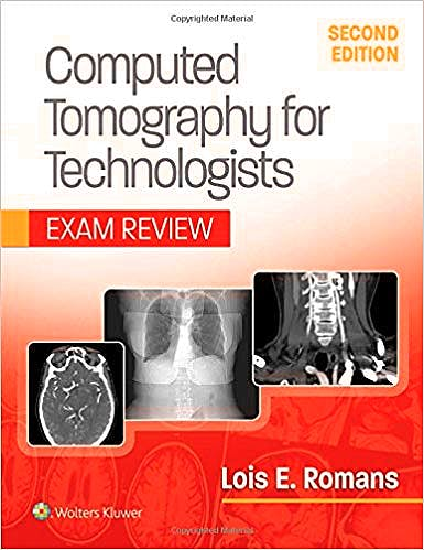 Portada del libro 9781496377265 Computed Tomography for Technologists. Exam Review