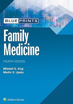 Portada del libro 9781496377883 Blueprints Family Medicine