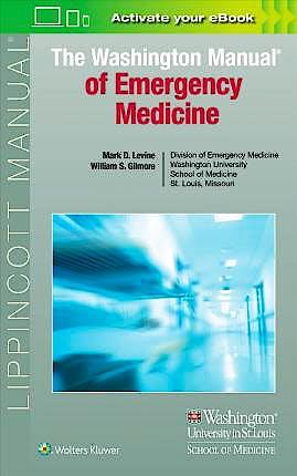 Portada del libro 9781496379252 The Washington Manual of Emergency Medicine