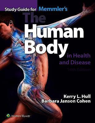 Portada del libro 9781496380548 Study Guide for Memmler's The Human Body in Health and Disease