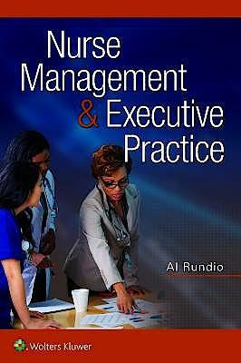 Portada del libro 9781496380913 Nurse Management and Executive Practice