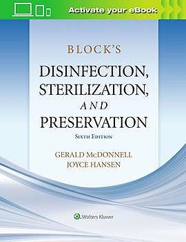 Portada del libro 9781496381491 Block's Disinfection, Sterilization, and Preservation