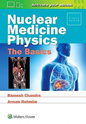 Portada del libro 9781496381842 Nuclear Medicine Physics. The Basics
