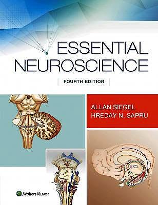 Portada del libro 9781496382405 Essential Neuroscience