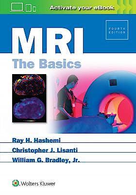 Portada del libro 9781496384324 MRI. The Basics