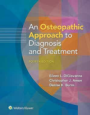 Portada del libro 9781496385994 An Osteopathic Approach to Diagnosis and Treatment