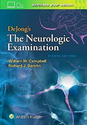 Portada del libro 9781496386168 DeJong's The Neurologic Examination
