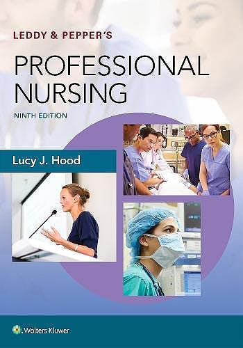 Portada del libro 9781496386830 Leddy and Pepper's Professional Nursing (International Edition)