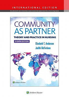 Portada del libro 9781496387134 Community as Partner. Theory and Practice in Nursing (International Edition)