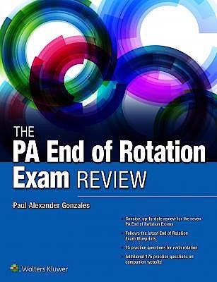 Portada del libro 9781496387271 The PA End of Rotation Exam Review
