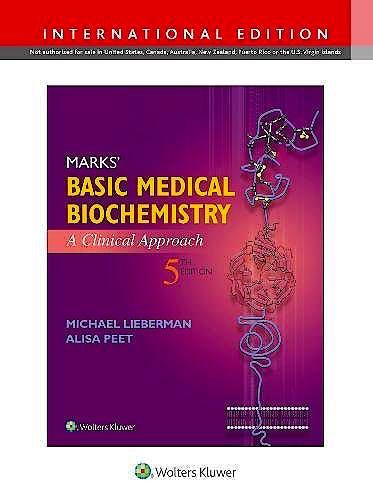 Portada del libro 9781496387721 Marks' Basic Medical Biochemistry. A Clinical Approach (International Edition)
