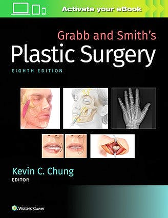 Portada del libro 9781496388247 Grabb and Smith's Plastic Surgery