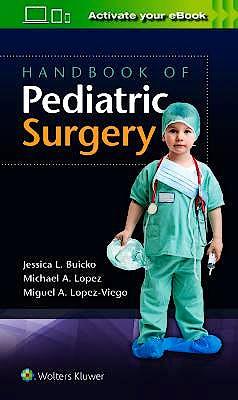 Portada del libro 9781496388537 Handbook of Pediatric Surgery