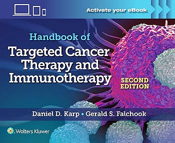 Portada del libro 9781496389138 Handbook of Targeted Cancer Therapy and Immunotherapy
