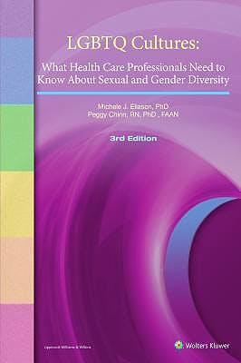 Portada del libro 9781496394606 LGBTQ Cultures. What Health Care Professionals Need to Know about Sexual and Gender Diversity
