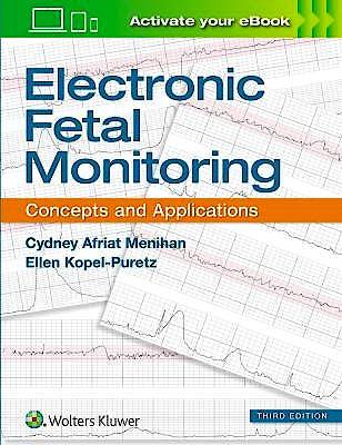 Portada del libro 9781496396150 Electronic Fetal Monitoring. Concepts and Applications