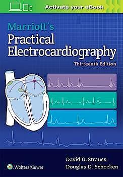 Portada del libro 9781496397454 Marriott's Practical Electrocardiography