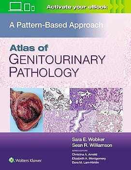 Portada del libro 9781496397669 Atlas of Genitourinary Pathology. A Pattern-Based Approach