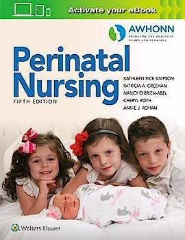 Portada del libro 9781496398239 AWHONN's Perinatal Nursing