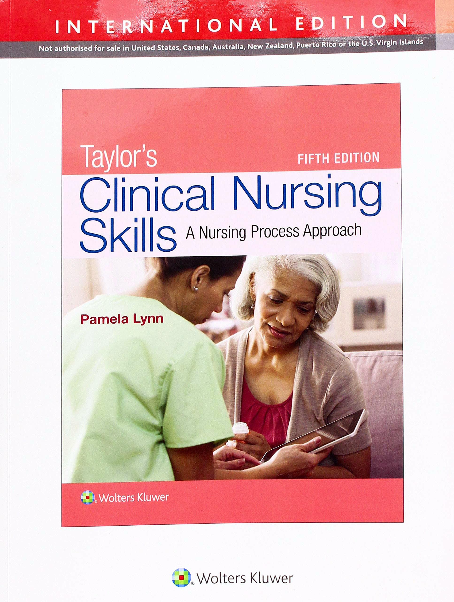 Portada del libro 9781496399786 Taylor's Clinical Nursing Skills. A Nursing Process Approach (International Edition)