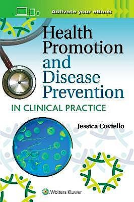 Portada del libro 9781496399960 Health Promotion and Disease Prevention in Clinical Practice
