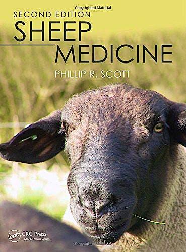 Portada del libro 9781498700146 Sheep Medicine
