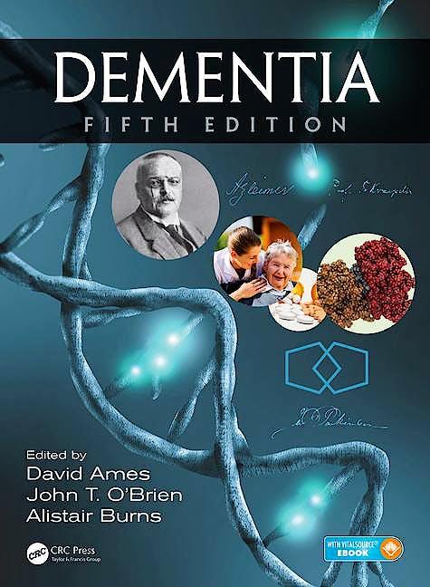 Portada del libro 9781498703109 Dementia (Book + Ebook)