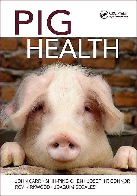 Portada del libro 9781498704724 Pig Health