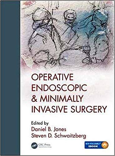 Portada del libro 9781498708302 Operative Endoscopic and Minimally Invasive Surgery